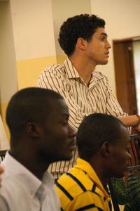 Workshop with haitian professionals addresses mental health in post quake haiti 1