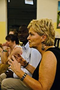 Workshop with Haitian Professionals Addresses Mental Health in Post-Quake Haiti