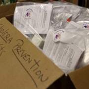 Cholera Prevention Kits