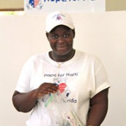 Nurse Rachel Explains the Hope for Haiti Cholera Prevention Kit