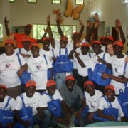 Surveyors are trained and ready to collect information that will help Hope for Haiti accurately access the needs of Ravine Sable and Tet Source community members