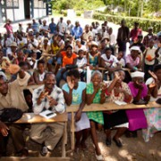 Tete Source Community identifies their greatest needs together