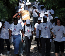Hope for Haiti Community Health Workers
