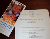 Agenda and cmmb brochure