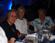 Sr. Judy of NPFS with Srs. Janet and Elizabeth