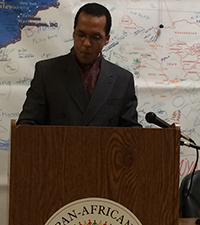 Professor Balan-Guabert of University of Chicago.