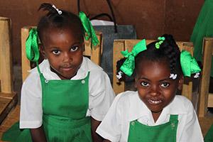 Kingergartenershappyafterschoollunch