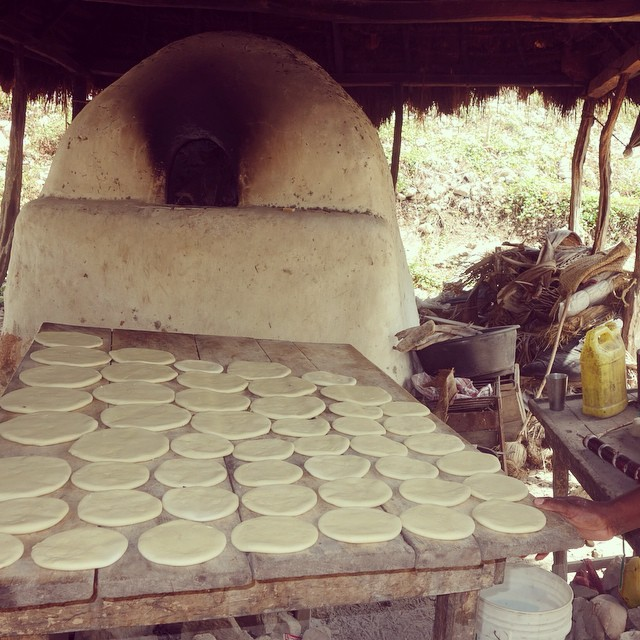What the #bakery next to the school in our sustainable community looks like. we buy #bread directly from them for our lunch program! #hopeforhaitifl #haiti #connecthealempower #sustainablecommunities #haitianfood #localimpact