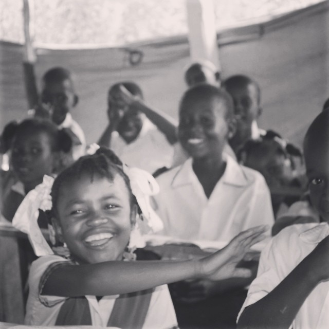 Access to school now means a better future for students later! #hopeforhaitifl #hopeforhaiti #haiti #connecthealempower #education #haitisfuture