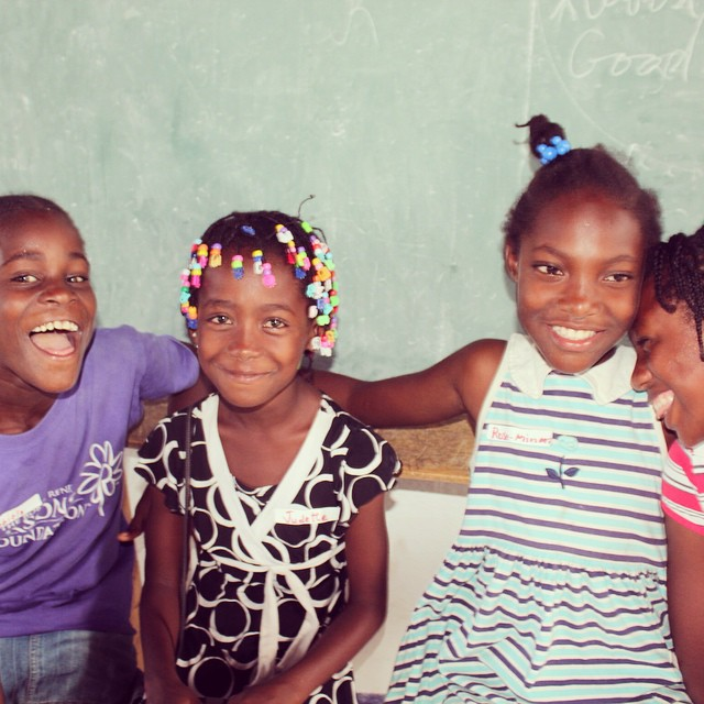 From us here in #haiti, have a happy and healthy friday!
