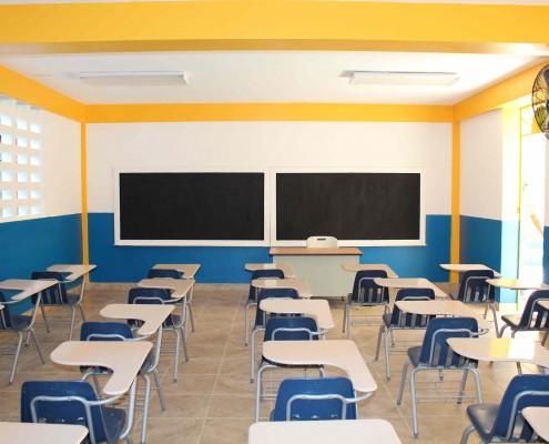 Dominique savio classroom