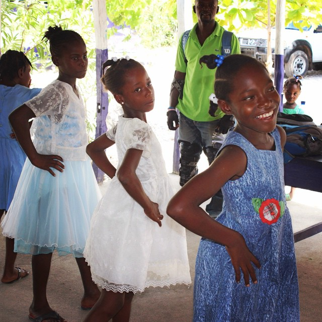 Have a great weekend, in #haiti and around the world! #hopeforhaiti #tgif
