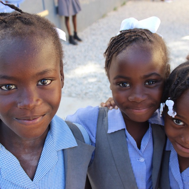 Wishing everyone a great weekend from #haiti!