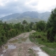 The road to two of our schools after it rains. such a beautiful country! #haiti #hopeforhaiti #ayiticherie
