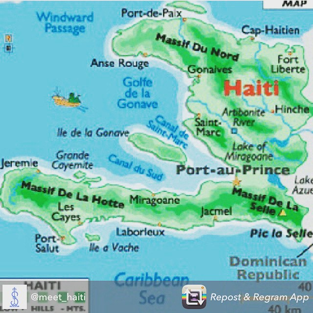 Do you know where our programs are?! #lescayes #haiti #hopeforhaiti #meethaiti @meet haiti
