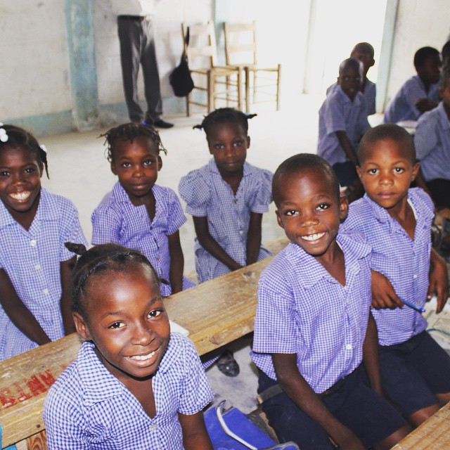 #schooldays #haiti #timounkontan #hopeforhaiti