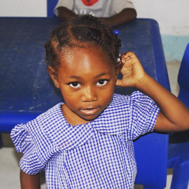 #toocuteforschool #haiti #hopeforhaiti #education