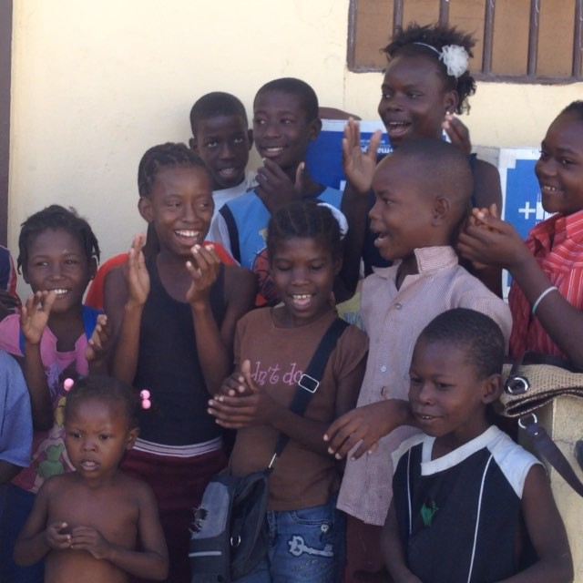 What makes a delivery of children's vitamins worth it, because each future matters. #haiti #hopeforhaiti #timounkontan thank you to our partner #mapinternational for helping make this possible!