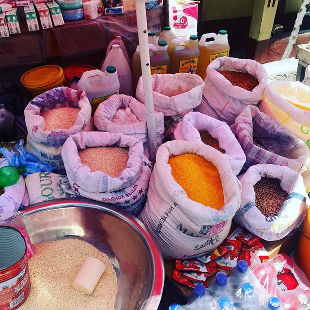 Hope you got all you needed done at the market this past weekend, here's to another great week! #haiti #hopeforhaiti #marketday