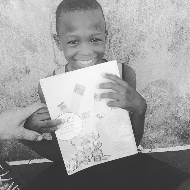 Weekend study vibes! #latergram #haiti #hopeforhaiti