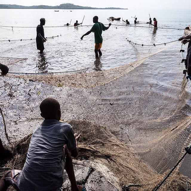 Wishing everyone a happy and successful week! #haiti #hopeforhaiti #fishing #teamwork