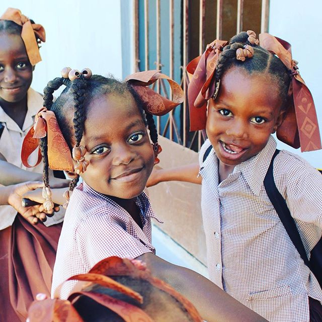 Thank you for spending another with with us! #haiti #hopeforhaiti #tgif