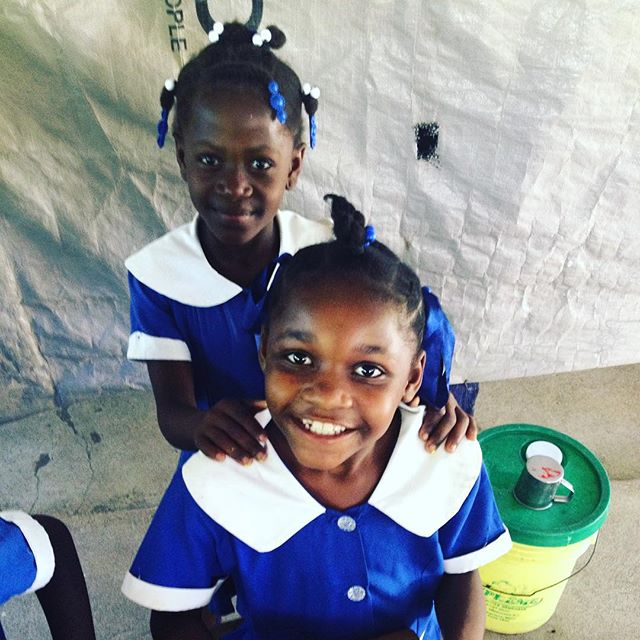 Have a great weekend all, from haiti, to usa & canada and around the world! thank you to all of our supporters! #hopeforhaiti #ayiticheri #tgif