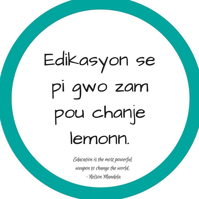 #haiti #hopeforhaiti #education