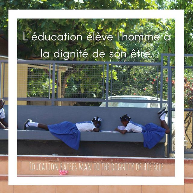 #haiti #hopeforhaiti #education