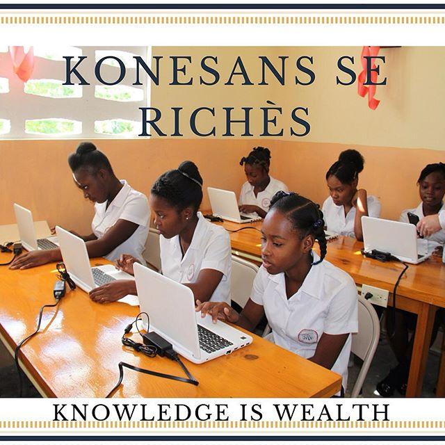 #haiti #hopeforhaiti #education #computer #endlessmobile