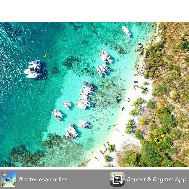 #haiti #tourismtuesday #bel photo: @cotedesarcadins