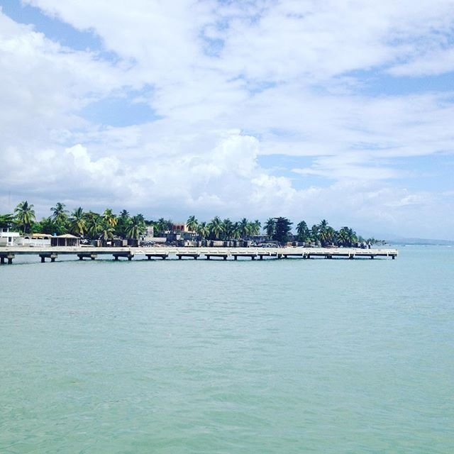 Another beautiful #monday in les cayes. here's to a great week ahead! #haiti #hopeforhaiti #officeviews