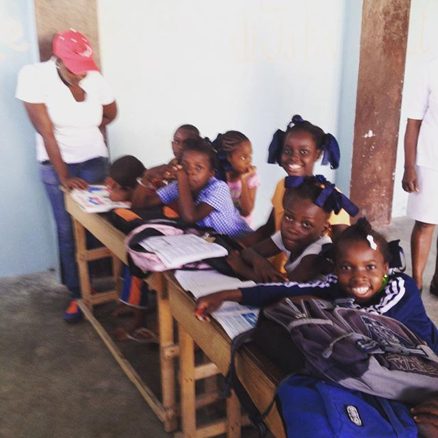 #school #days #haiti #hopeforhaiti