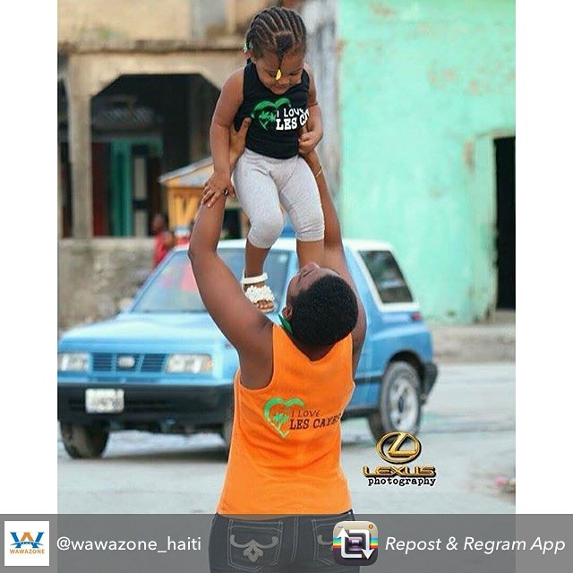 @wawazone haiti is an organization that promotes tourism and local activities in les cayes. our team loves the #ilovelescayes t shirts and are super proud to have one of our team members working with them. #haiti #hopeforhaiti #tourism #economy #shoplocal #lescayes