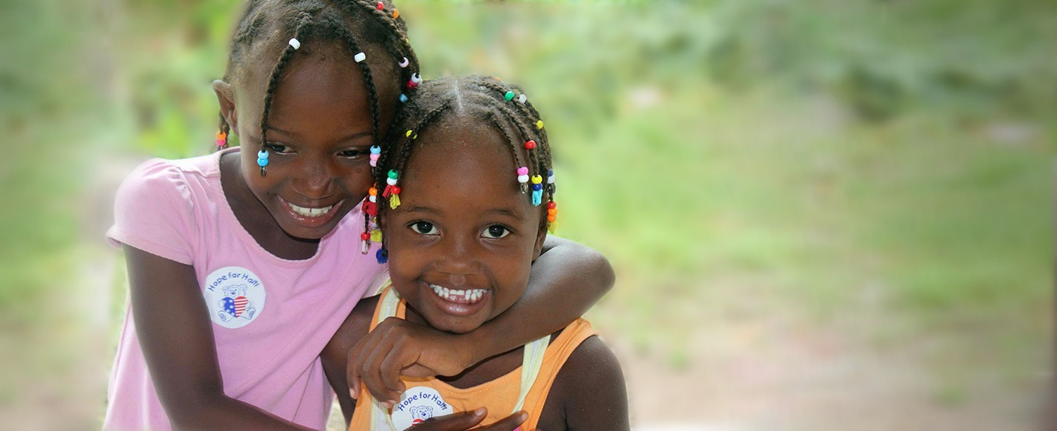 Hope for Haiti: Creating sustainable communities.