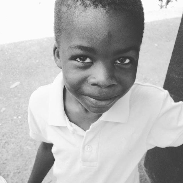 #happymonday ✌#haiti #hopeforhaiti #smile