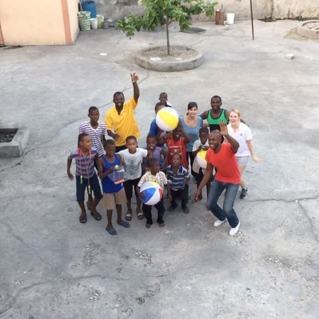 Happy friday to all our friends in #haiti and around the world! #hopeforhaiti #tgif