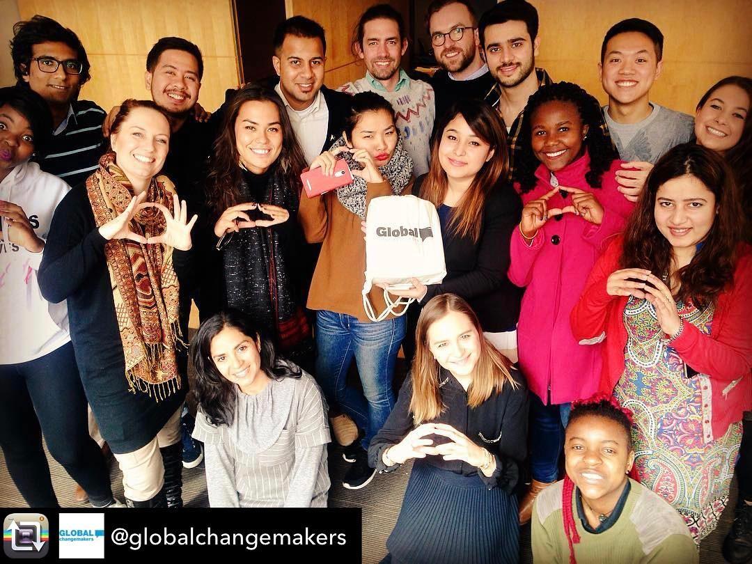 Check out these #changemakers! #haiti #hopeforhaiti #nyc #bebold