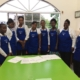 Congratulations to the latest class graduating from madame carmene's cooking school! we are proud of all you've learned and cannot wait to see what the future holds! #haiti #hopeforhaiti #cooking #nutrition #womenempowerment