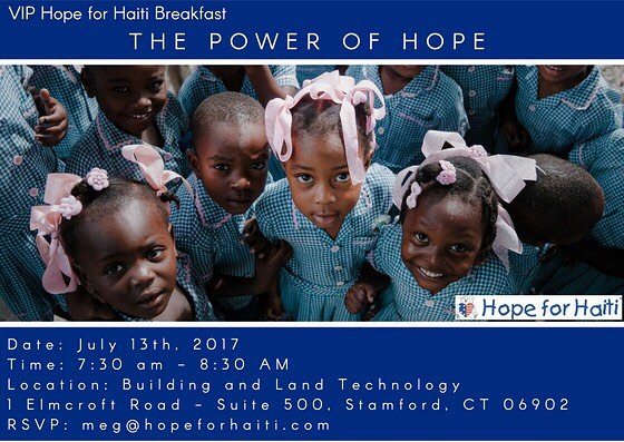 Come hear about #thepowerofhope as we present our annual report. email meg@hopeforhaiti.com for more details! #haiti #hopeforhaiti #hope #impact