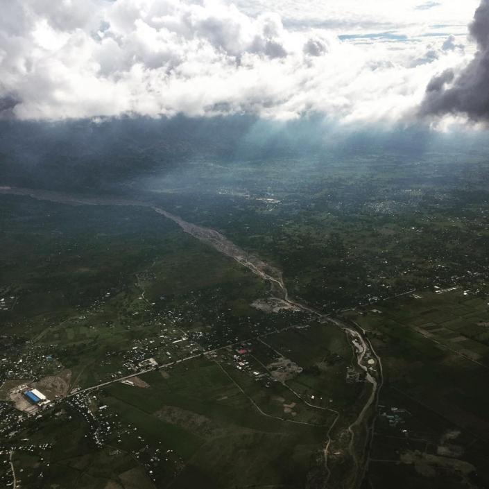 Good morning #haiti!