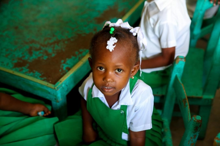 It's almost time to go #backtoschool in #haiti!