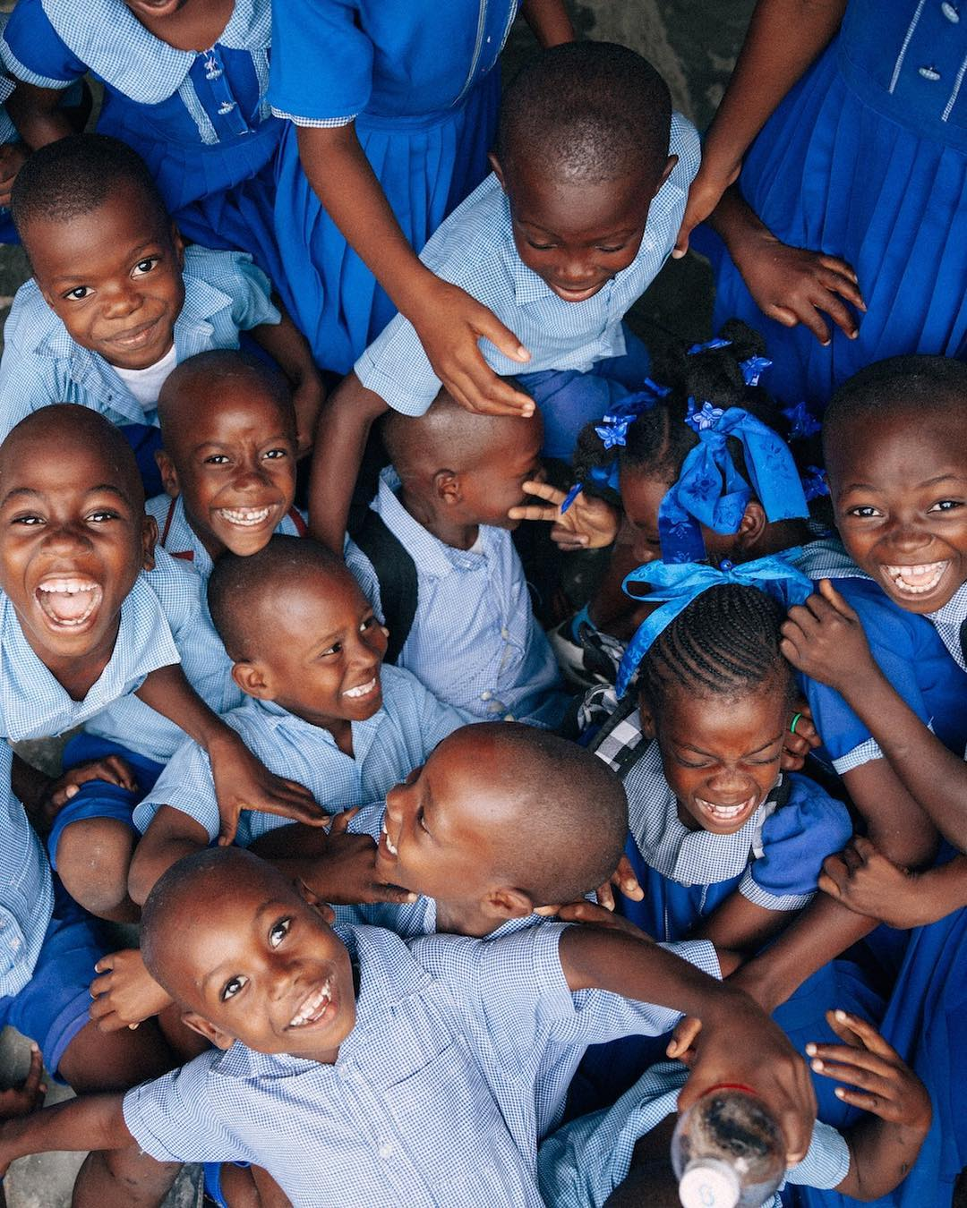 Children are #haiti's most precious resource! one of our top priorities over the past two days was spreading the word about #hurricaneirma. we made contact with our 24 school partners who are connected to 7,300 children across the greater south of haiti. our network of community health workers are equipped with safety messages, basic first aid & cpr training, and are ready to mobilize if the time comes. our thoughts are with the children and their families across the caribbean who have been affected already, and we are hoping for the best for usa families awaiting the storm. photo by: @scottsimock