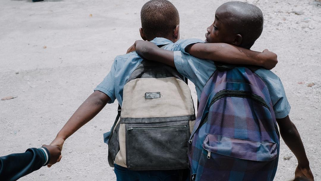 """peace is a daily, a weekly, a monthly process, gradually changing opinions, slowly eroding old barriers, quietly building new structures."" john f. kennedy #haiti #hopeforhaiti #intdayofpeace #peaceday #worldpeaceday #jointogether whatever you choose to do, please pause at 12 noon local time and join people all across the globe in a minute of silence/moment of peace."