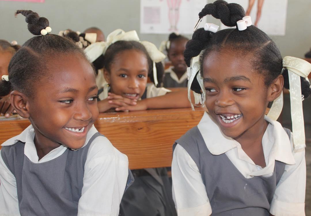 Happy international day of the girl! #haiti #hopeforhaiti #dayofthegirl #intdayofthegirl