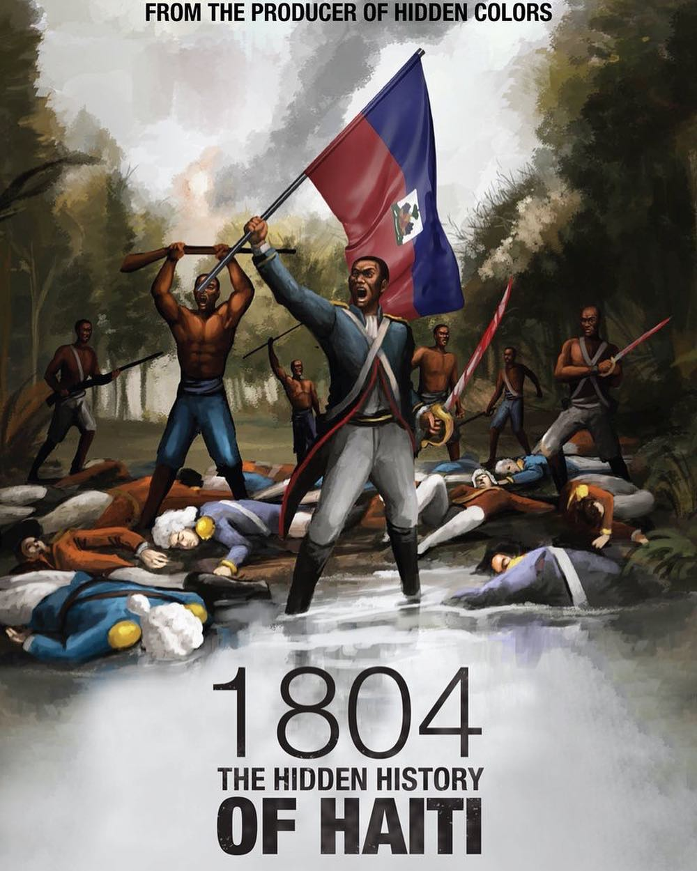Let's support @tariqelite's new movie, 1804, a movie about haiti's independence! #haiti #hopeforhaiti #1804movie #followfriday