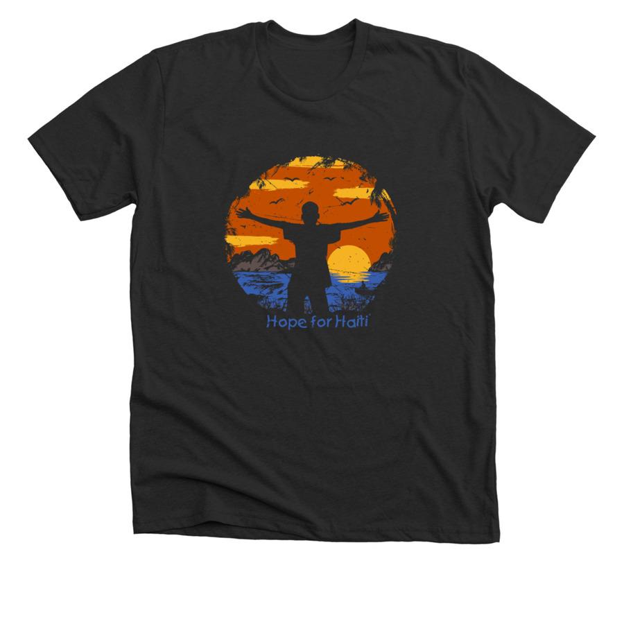 Hopeforhaiti tshirts